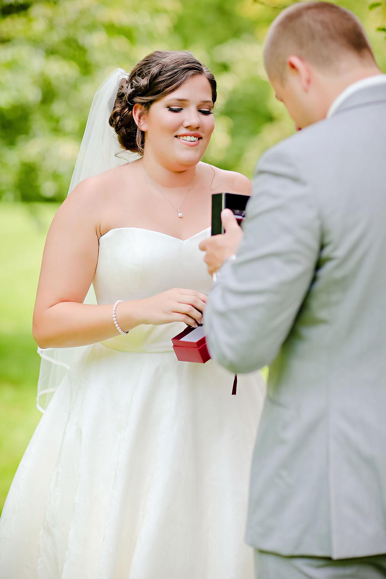 Diana Nick Crowne Plaza Indianapolis Wedding 075