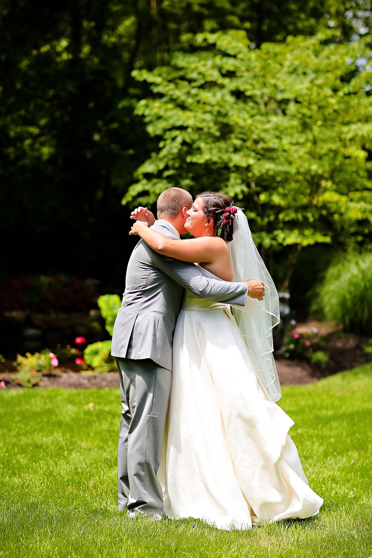 Diana Nick Crowne Plaza Indianapolis Wedding 069