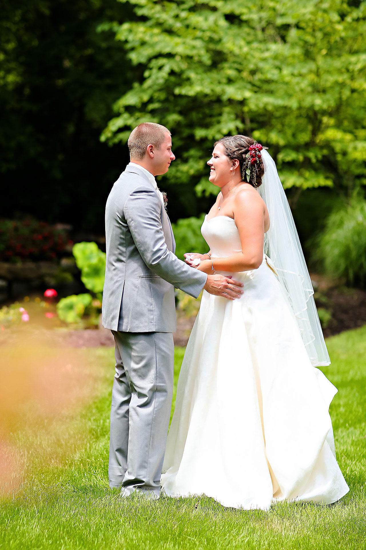 Diana Nick Crowne Plaza Indianapolis Wedding 066