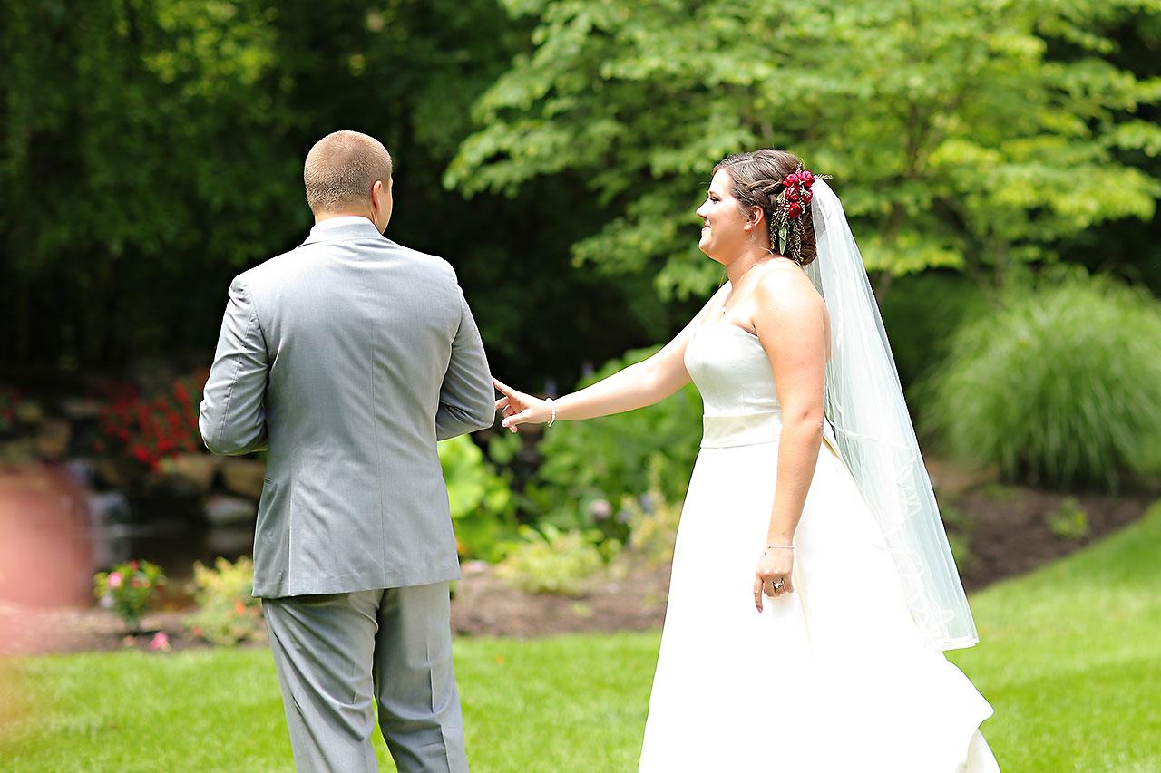 Diana Nick Crowne Plaza Indianapolis Wedding 065