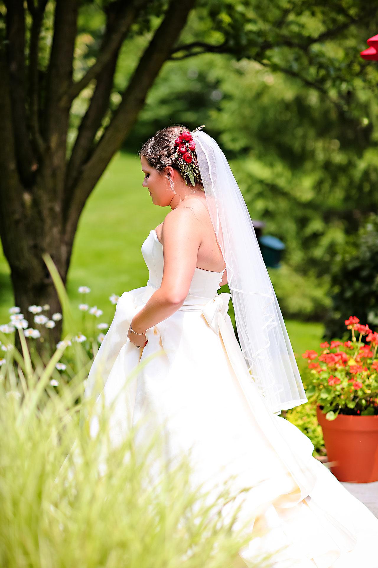 Diana Nick Crowne Plaza Indianapolis Wedding 063