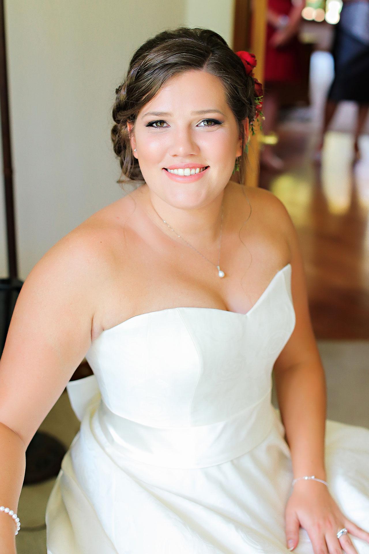 Diana Nick Crowne Plaza Indianapolis Wedding 049