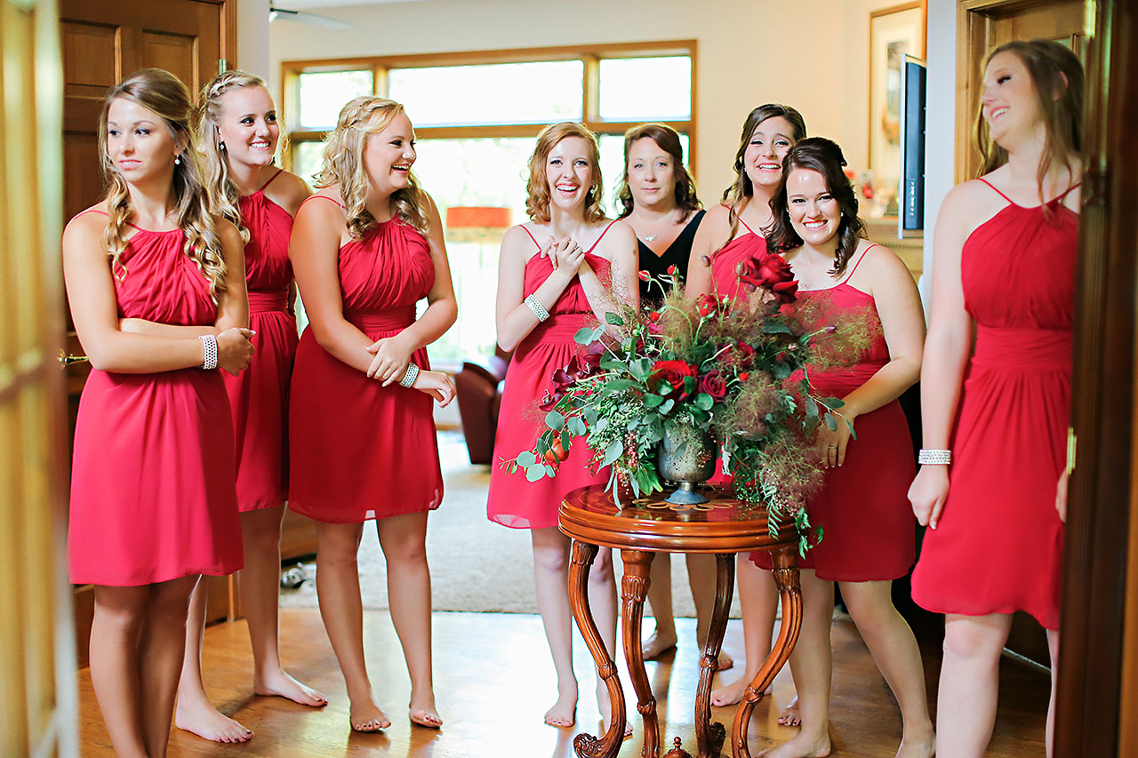 Diana Nick Crowne Plaza Indianapolis Wedding 048