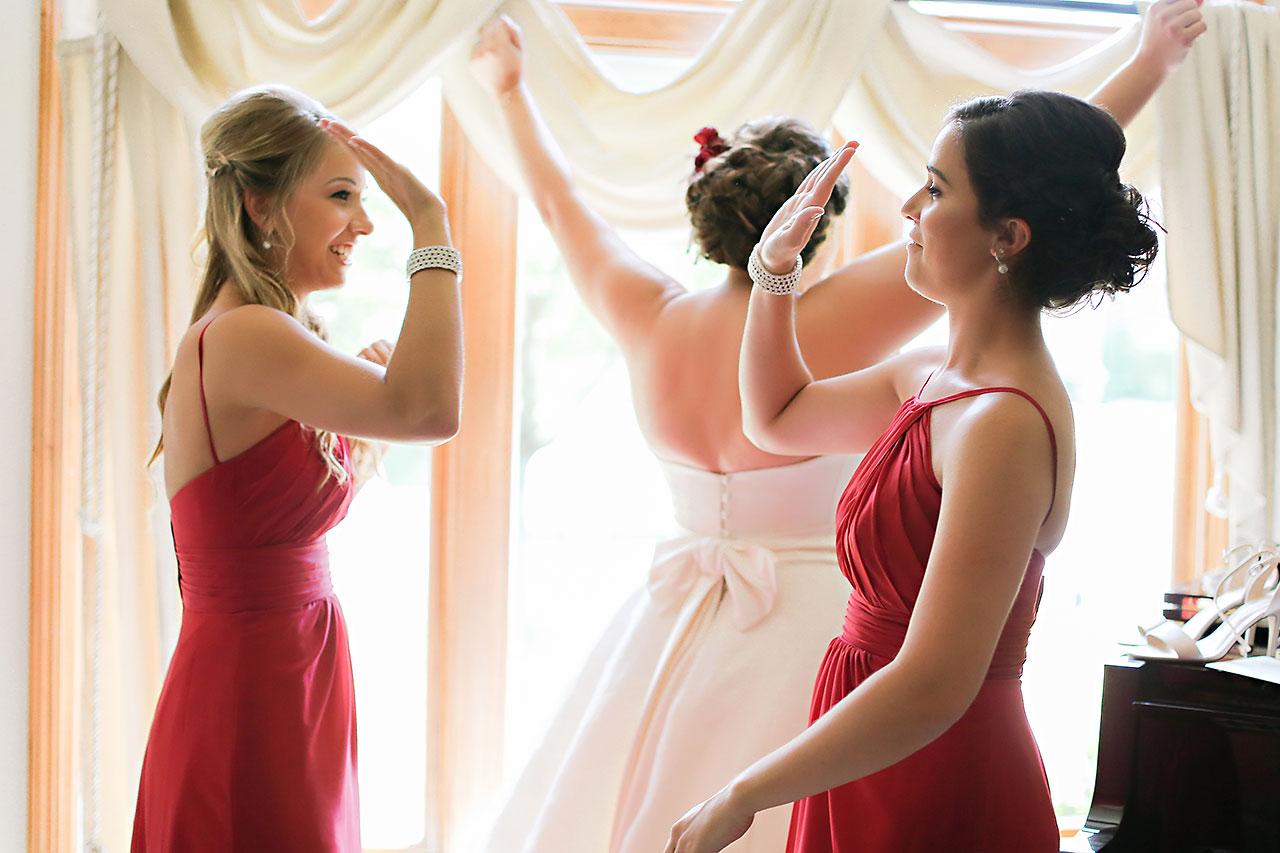 Diana Nick Crowne Plaza Indianapolis Wedding 046