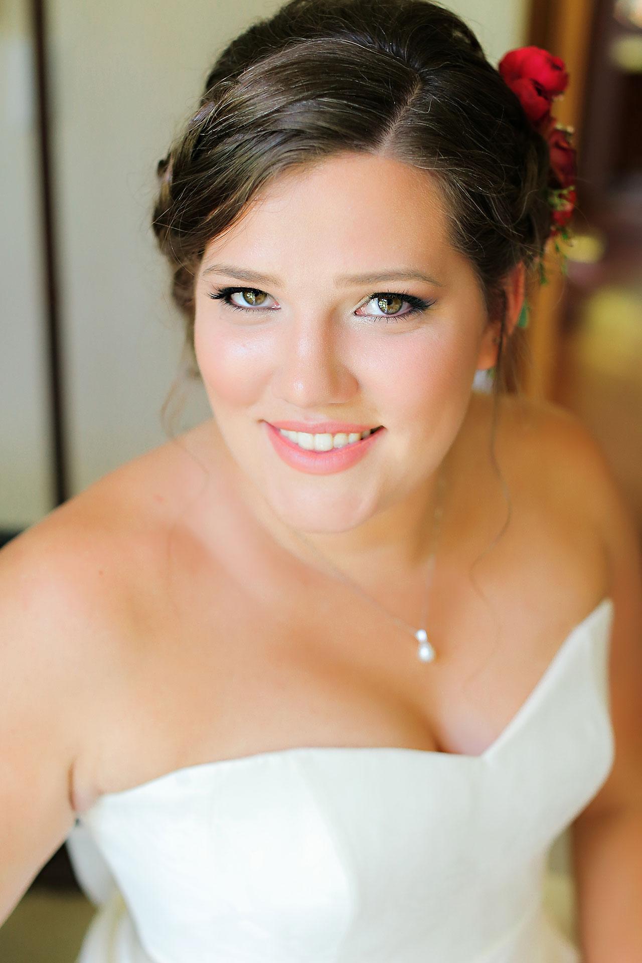 Diana Nick Crowne Plaza Indianapolis Wedding 044