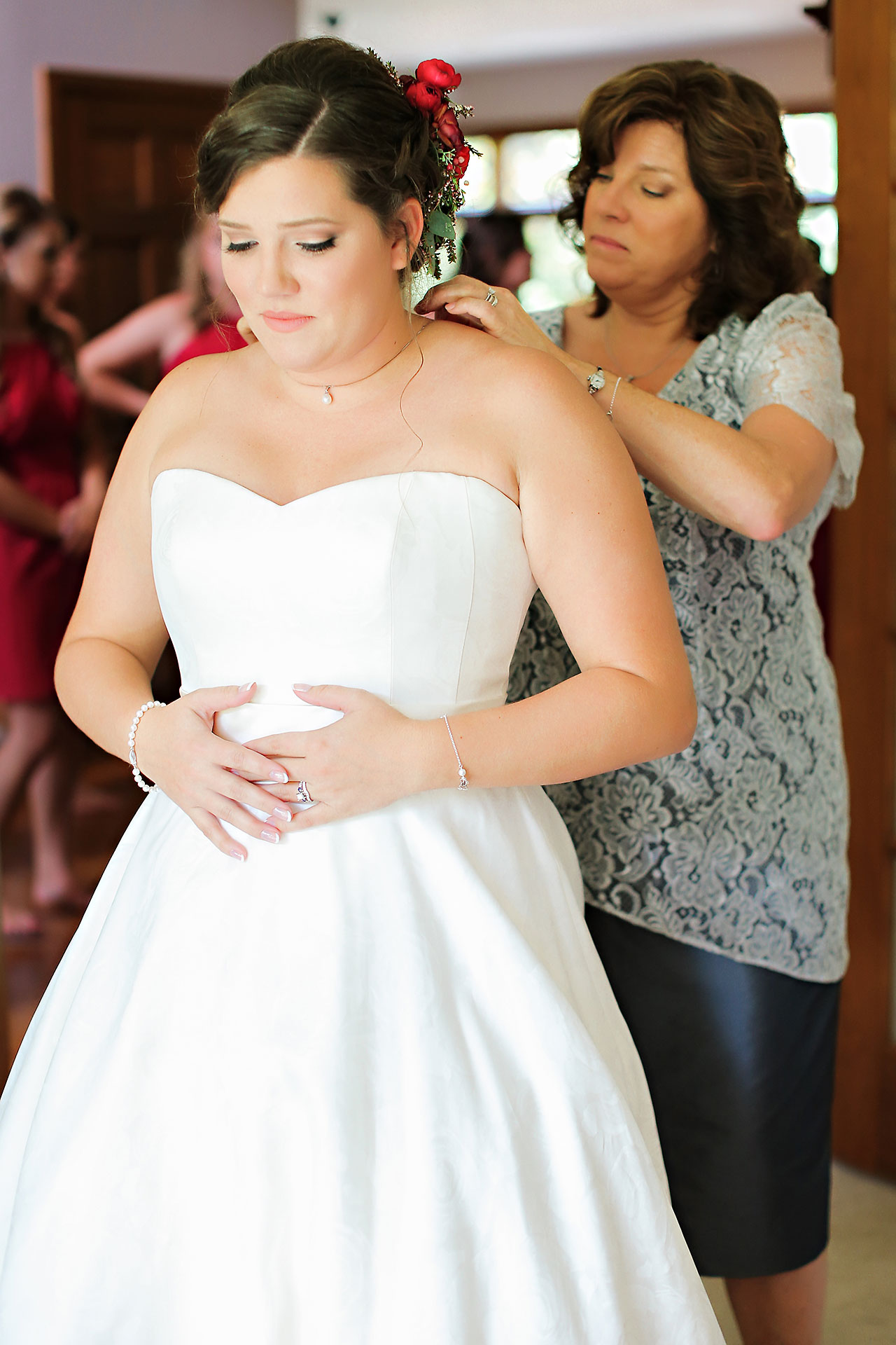 Diana Nick Crowne Plaza Indianapolis Wedding 041