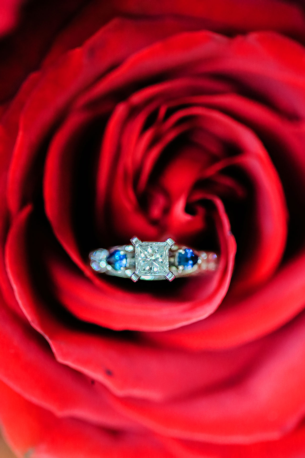 Diana Nick Crowne Plaza Indianapolis Wedding 038