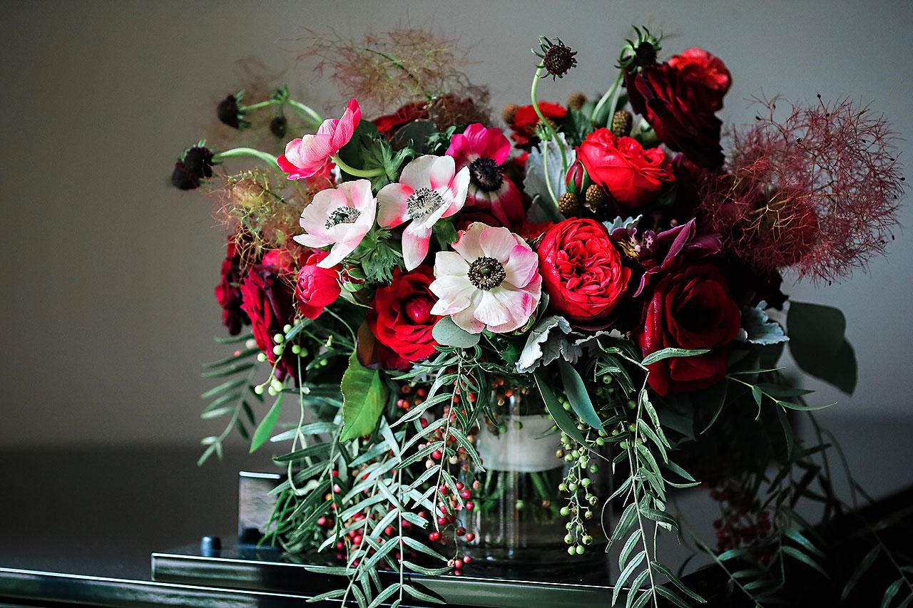 Diana Nick Crowne Plaza Indianapolis Wedding 029