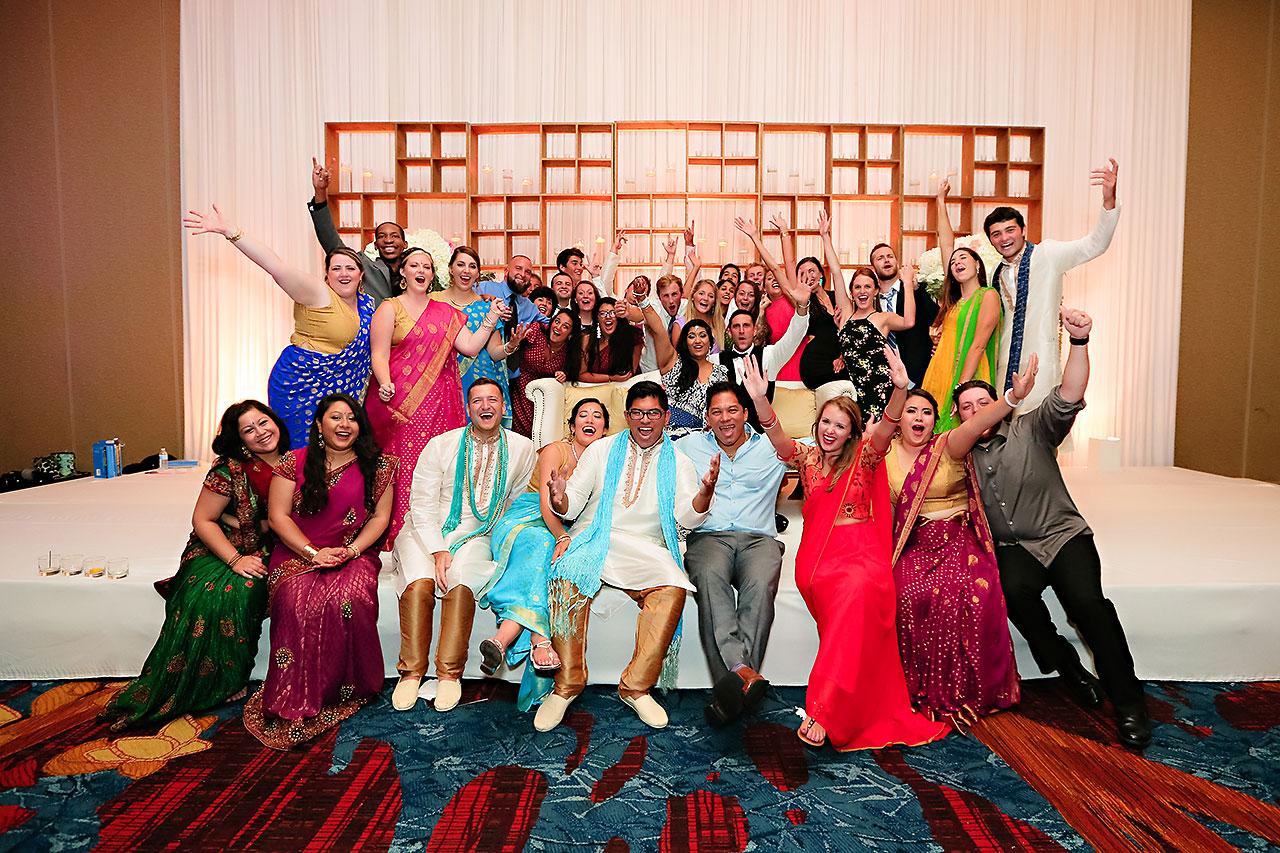 Rojita Chris Indianapolis Indian Wedding JW Marriott 296