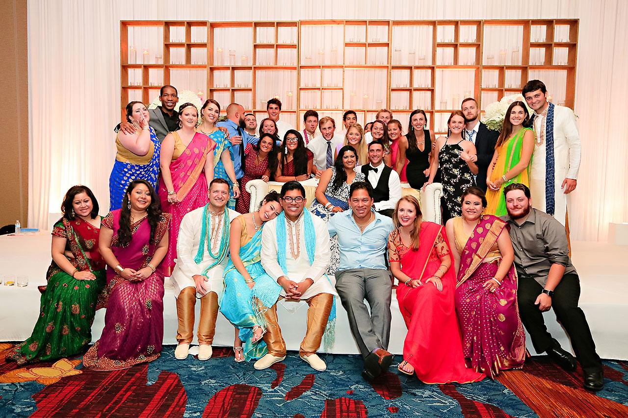 Rojita Chris Indianapolis Indian Wedding JW Marriott 294