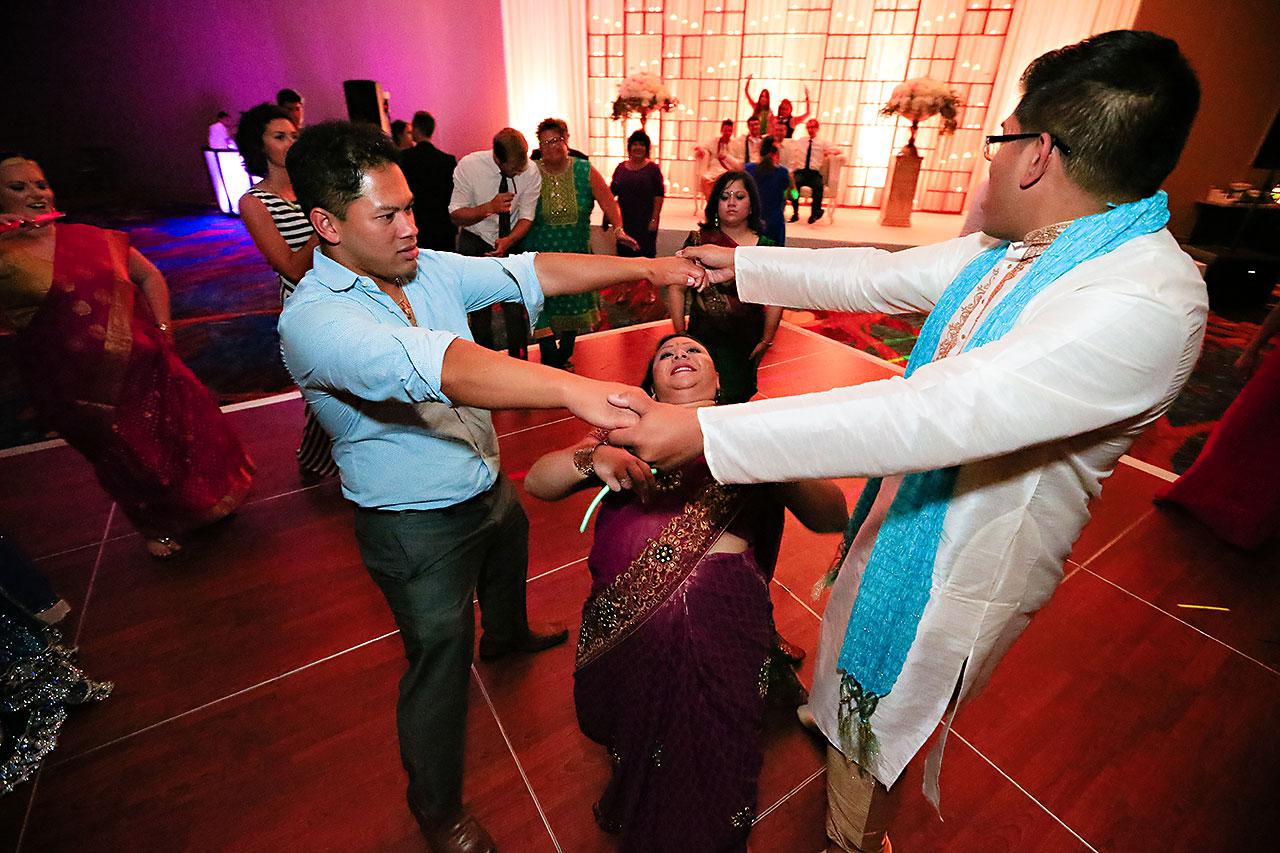Rojita Chris Indianapolis Indian Wedding JW Marriott 288