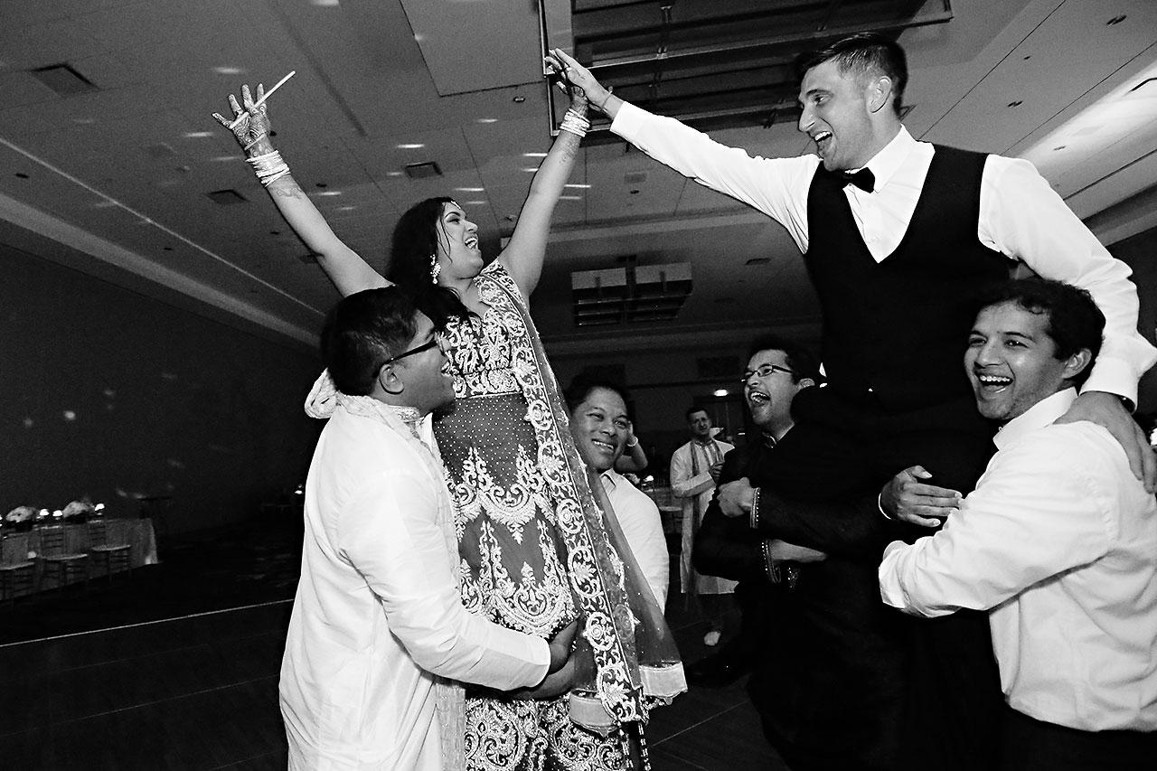 Rojita Chris Indianapolis Indian Wedding JW Marriott 285