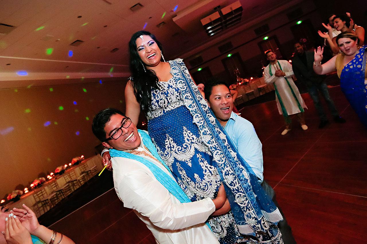 Rojita Chris Indianapolis Indian Wedding JW Marriott 283