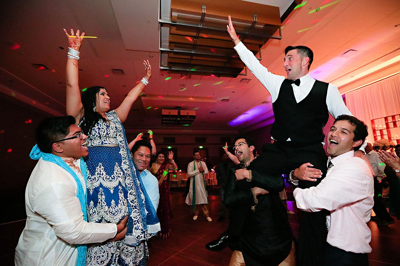 Rojita Chris Indianapolis Indian Wedding JW Marriott 284