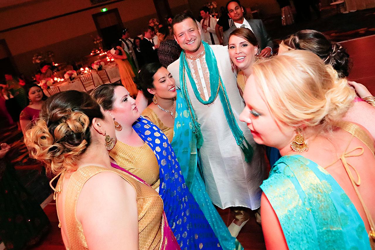 Rojita Chris Indianapolis Indian Wedding JW Marriott 278