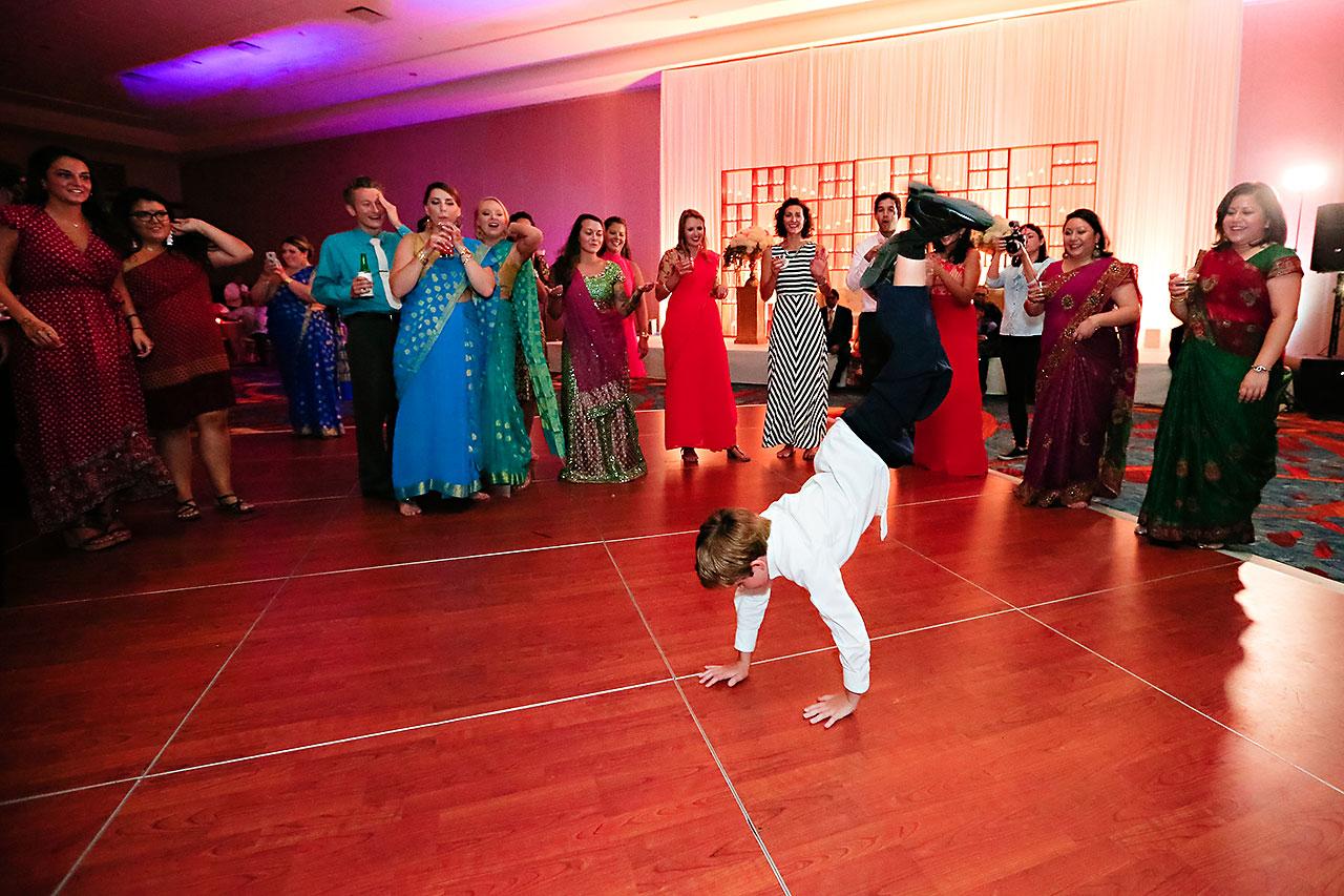 Rojita Chris Indianapolis Indian Wedding JW Marriott 275