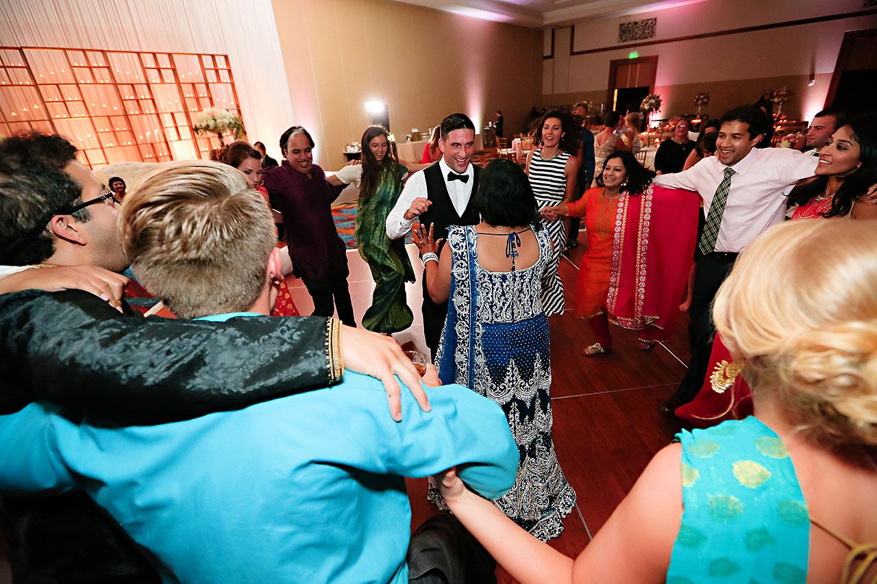 Rojita Chris Indianapolis Indian Wedding JW Marriott 261