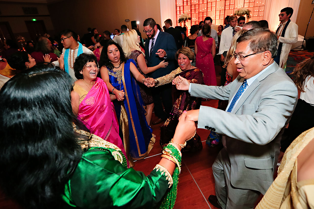 Rojita Chris Indianapolis Indian Wedding JW Marriott 253