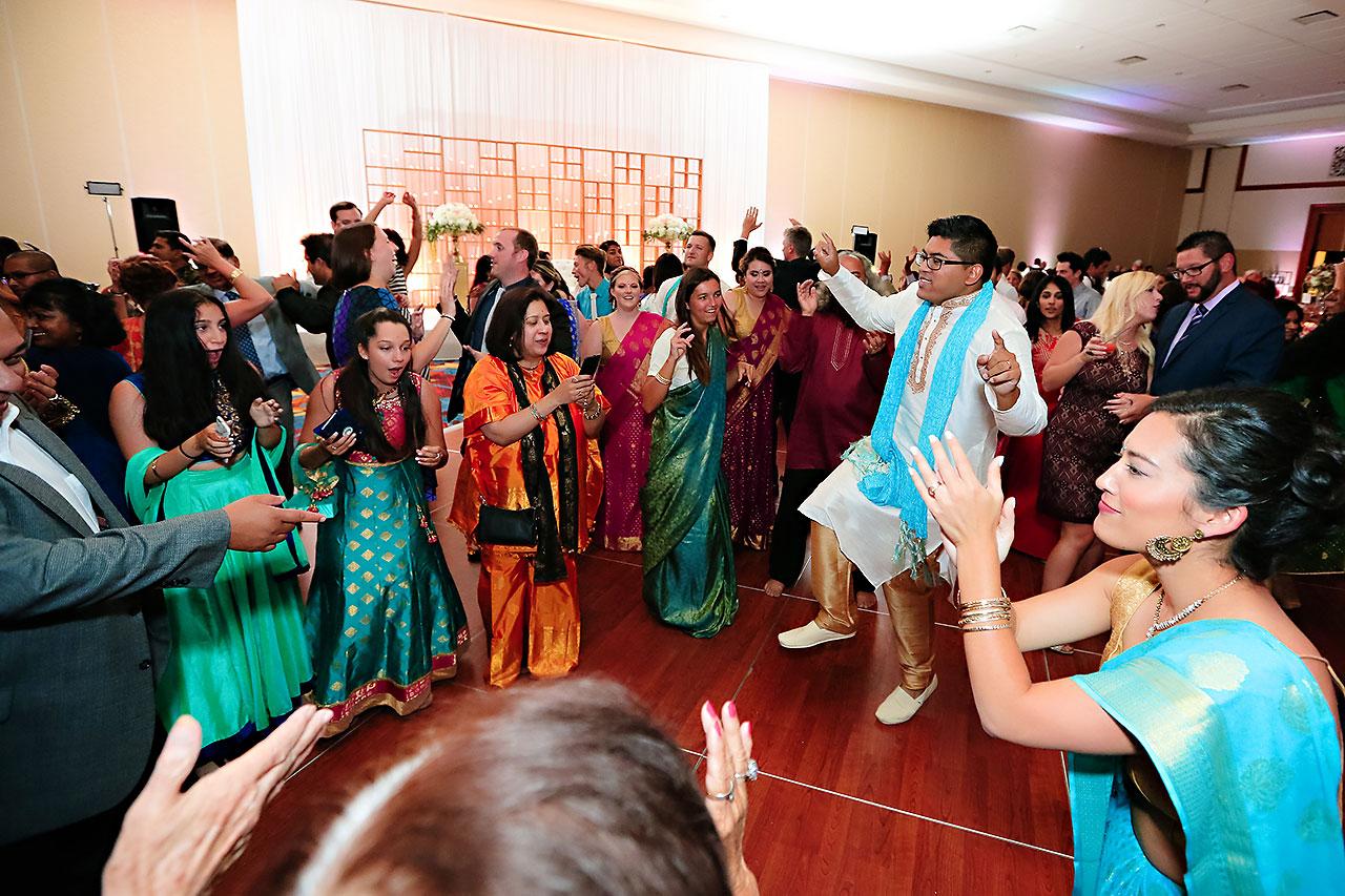 Rojita Chris Indianapolis Indian Wedding JW Marriott 243