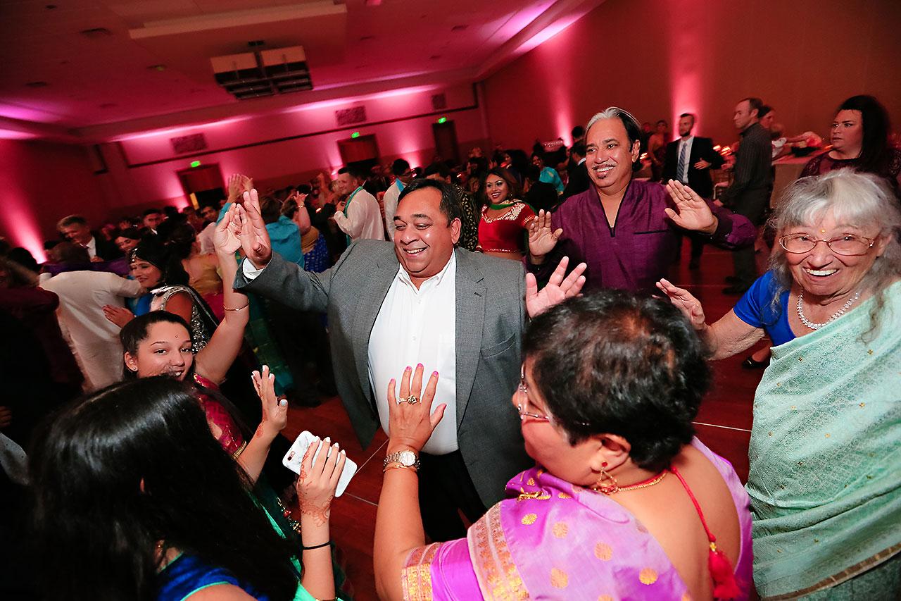Rojita Chris Indianapolis Indian Wedding JW Marriott 238