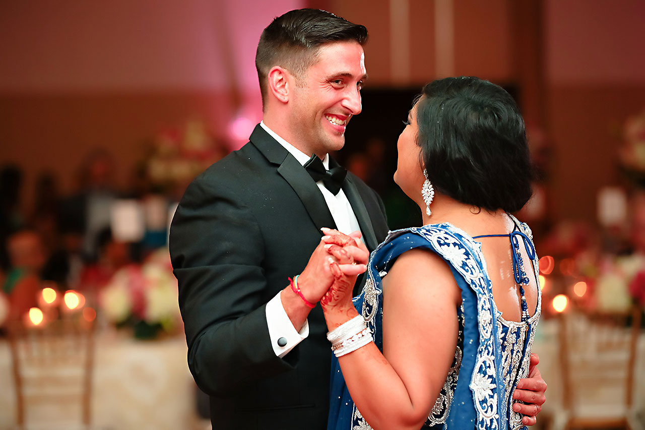 Rojita Chris Indianapolis Indian Wedding JW Marriott 219
