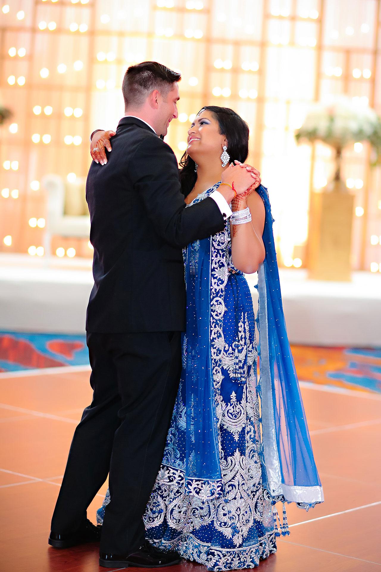 Rojita Chris Indianapolis Indian Wedding JW Marriott 217