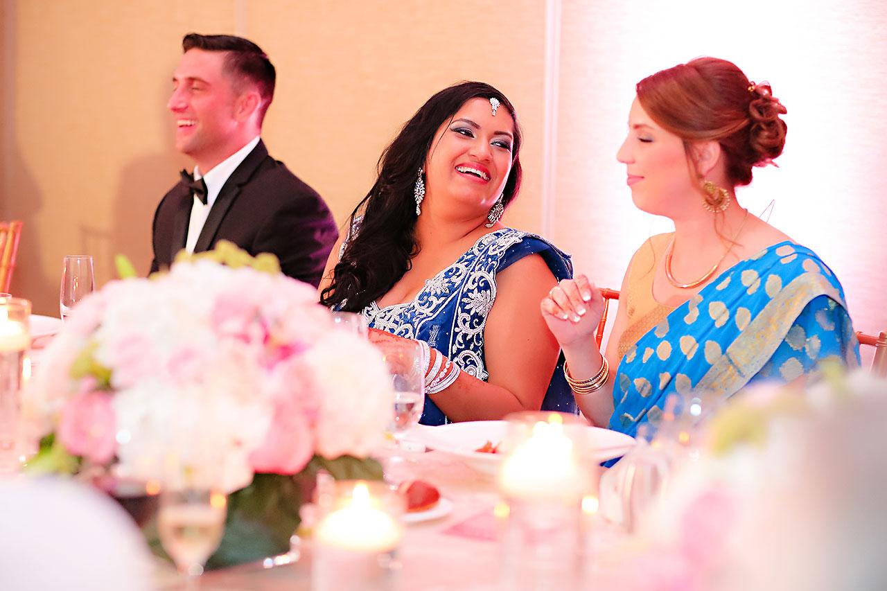 Rojita Chris Indianapolis Indian Wedding JW Marriott 200