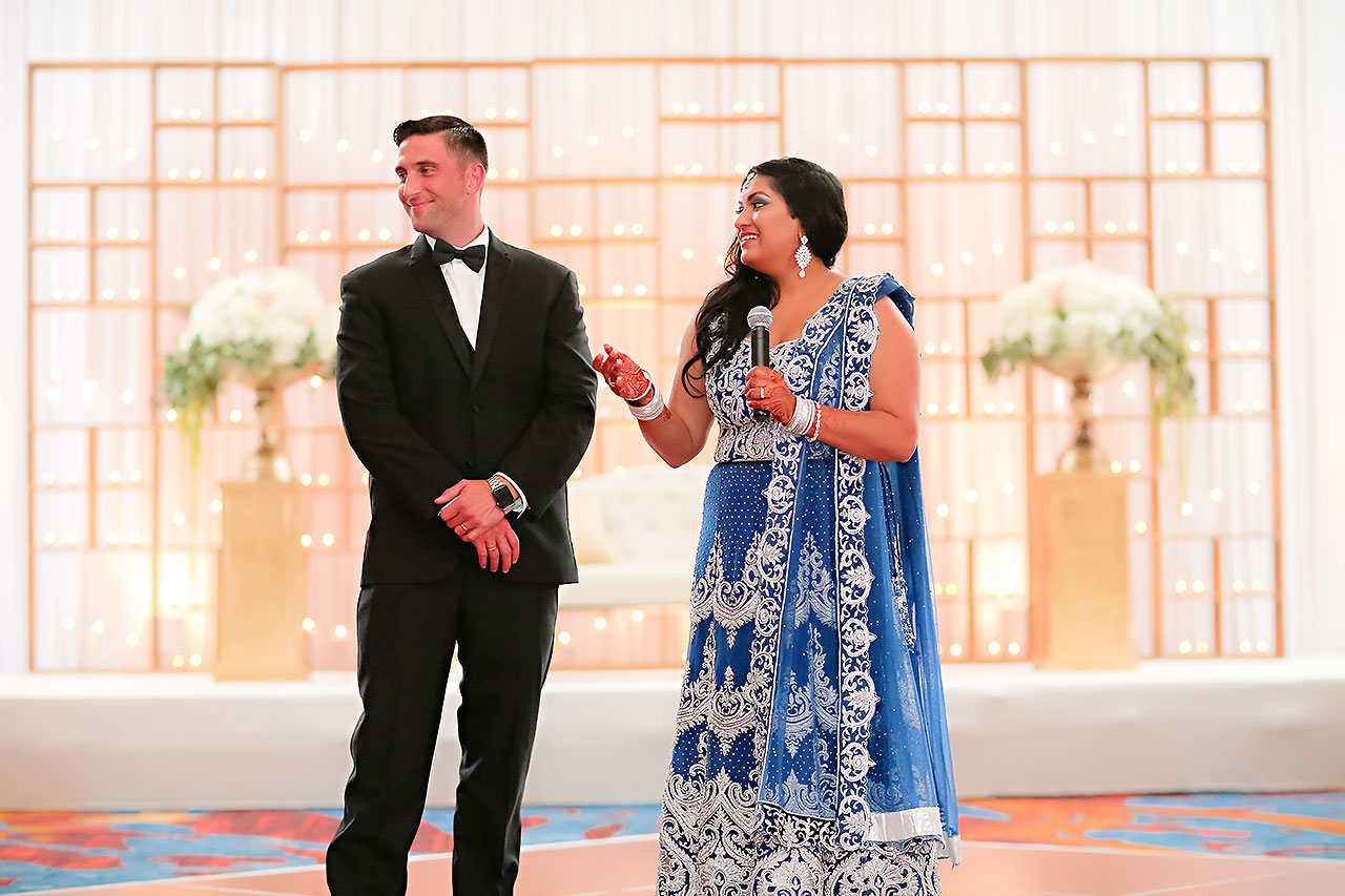 Rojita Chris Indianapolis Indian Wedding JW Marriott 187