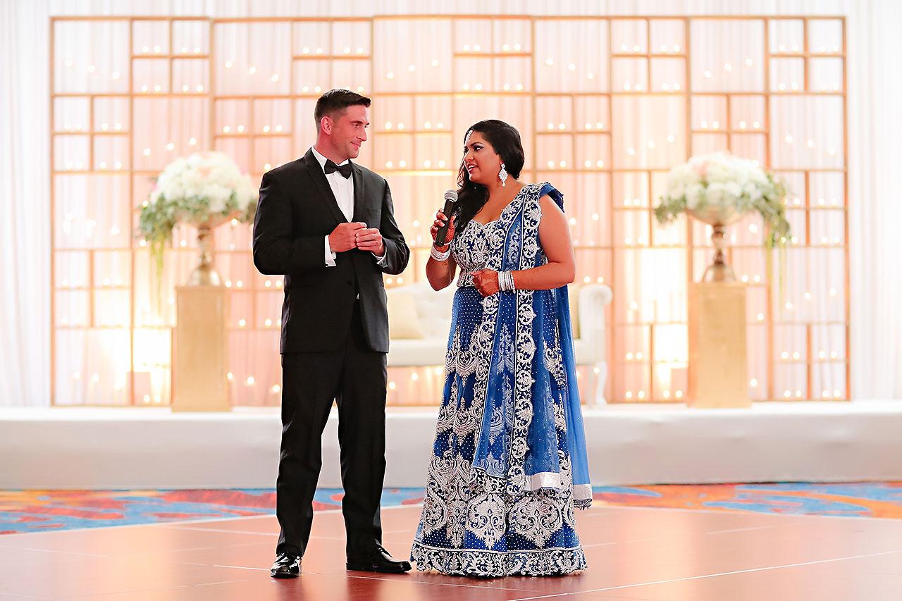 Rojita Chris Indianapolis Indian Wedding JW Marriott 186