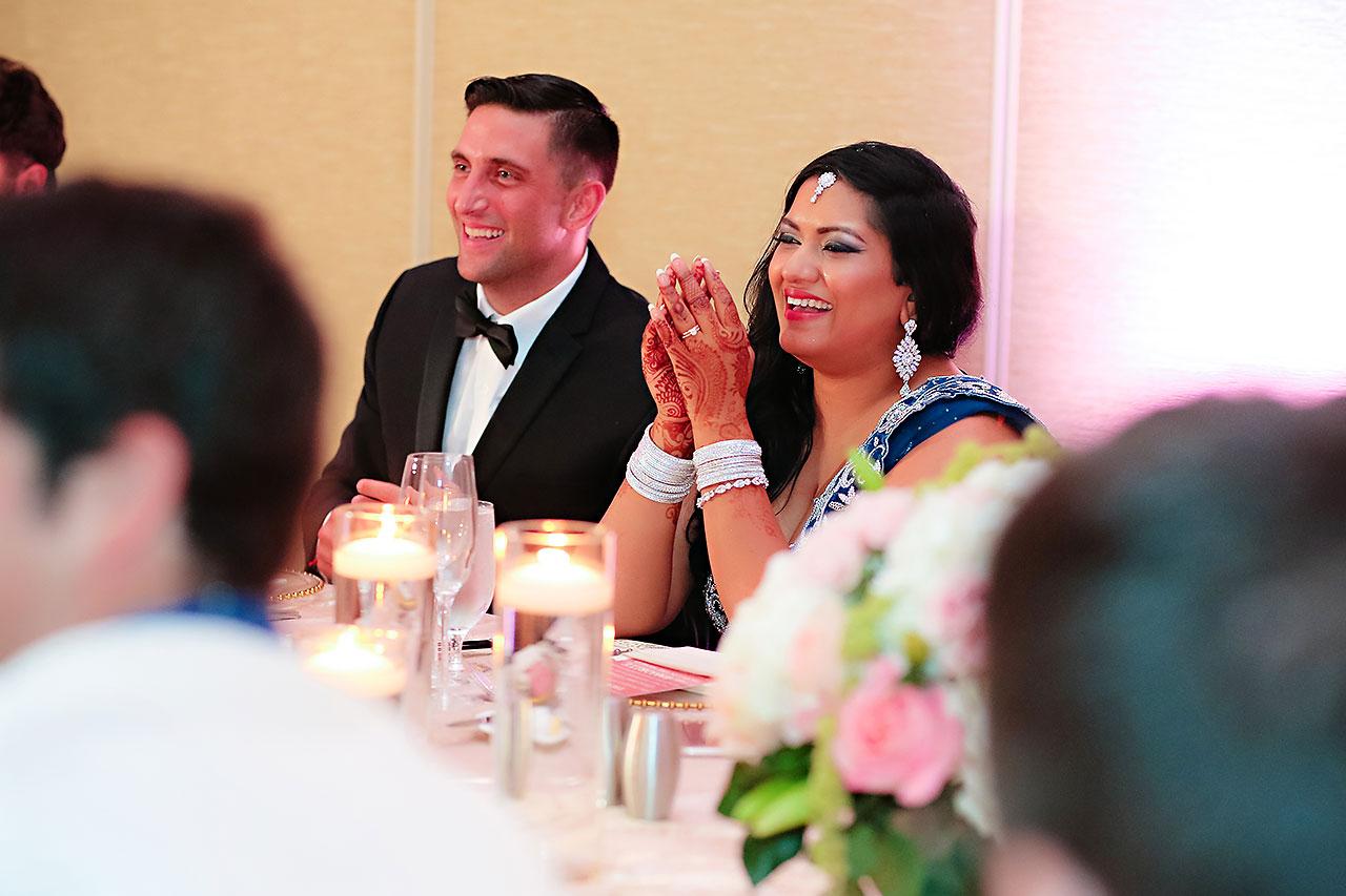 Rojita Chris Indianapolis Indian Wedding JW Marriott 171