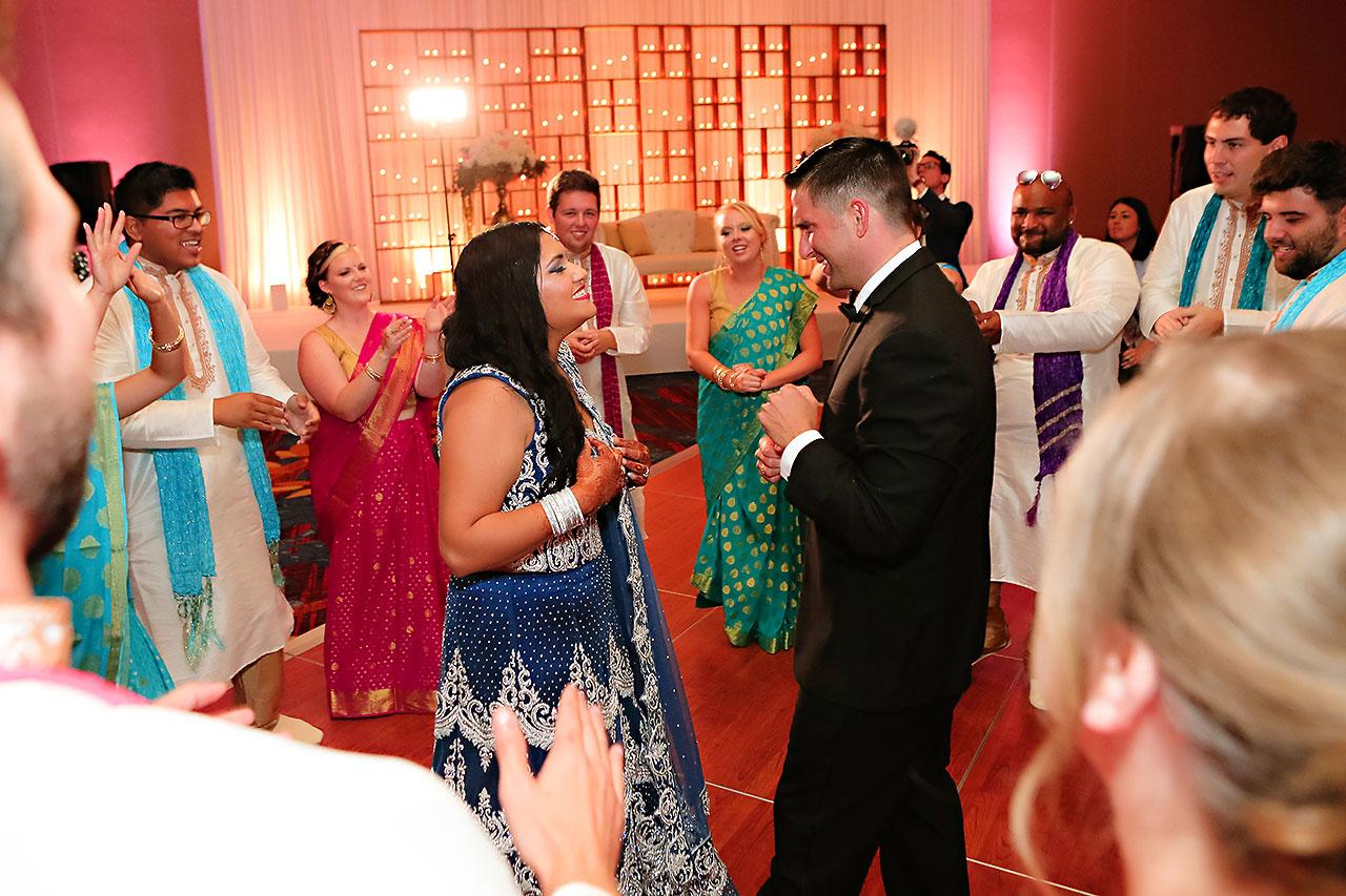 Rojita Chris Indianapolis Indian Wedding JW Marriott 155