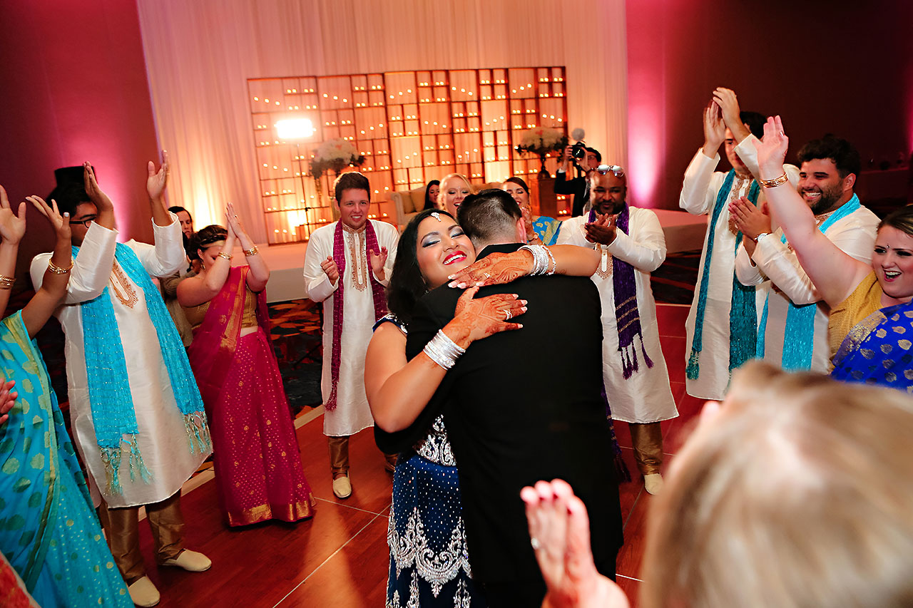 Rojita Chris Indianapolis Indian Wedding JW Marriott 156
