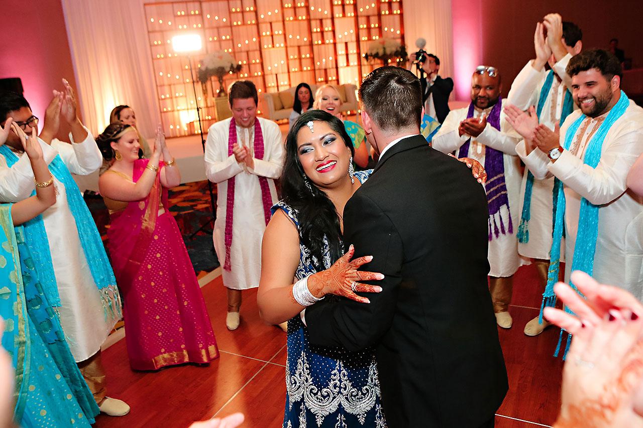 Rojita Chris Indianapolis Indian Wedding JW Marriott 157