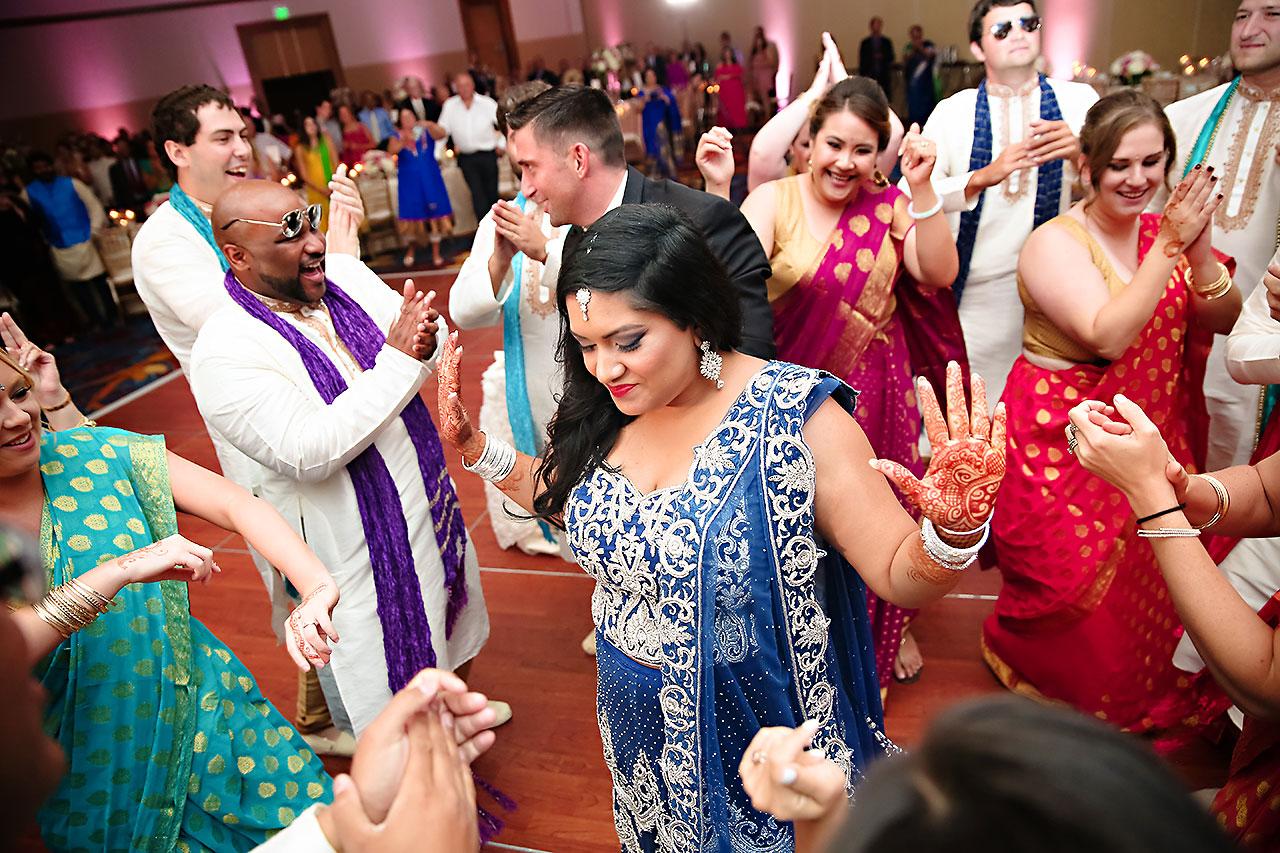 Rojita Chris Indianapolis Indian Wedding JW Marriott 150