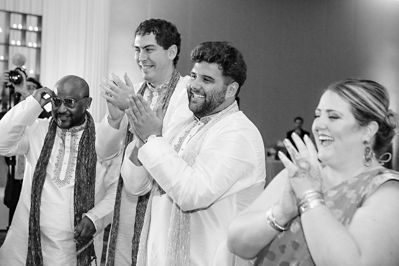 Rojita Chris Indianapolis Indian Wedding JW Marriott 151