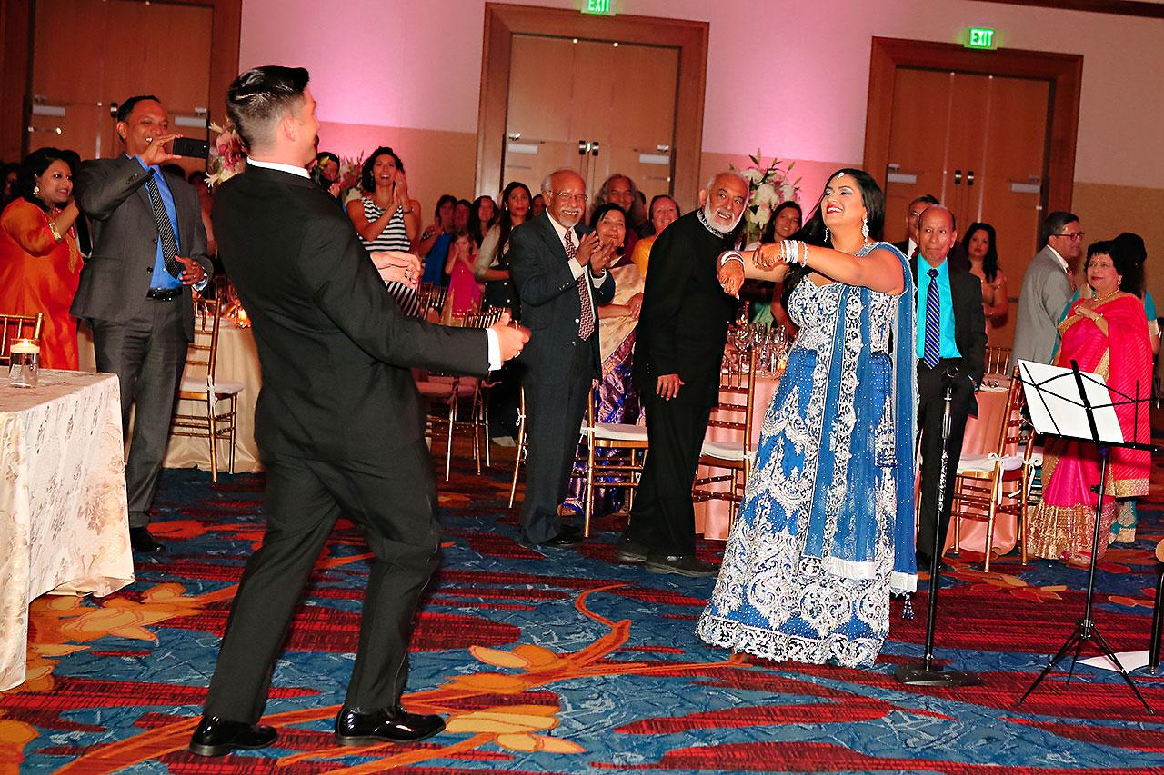 Rojita Chris Indianapolis Indian Wedding JW Marriott 146