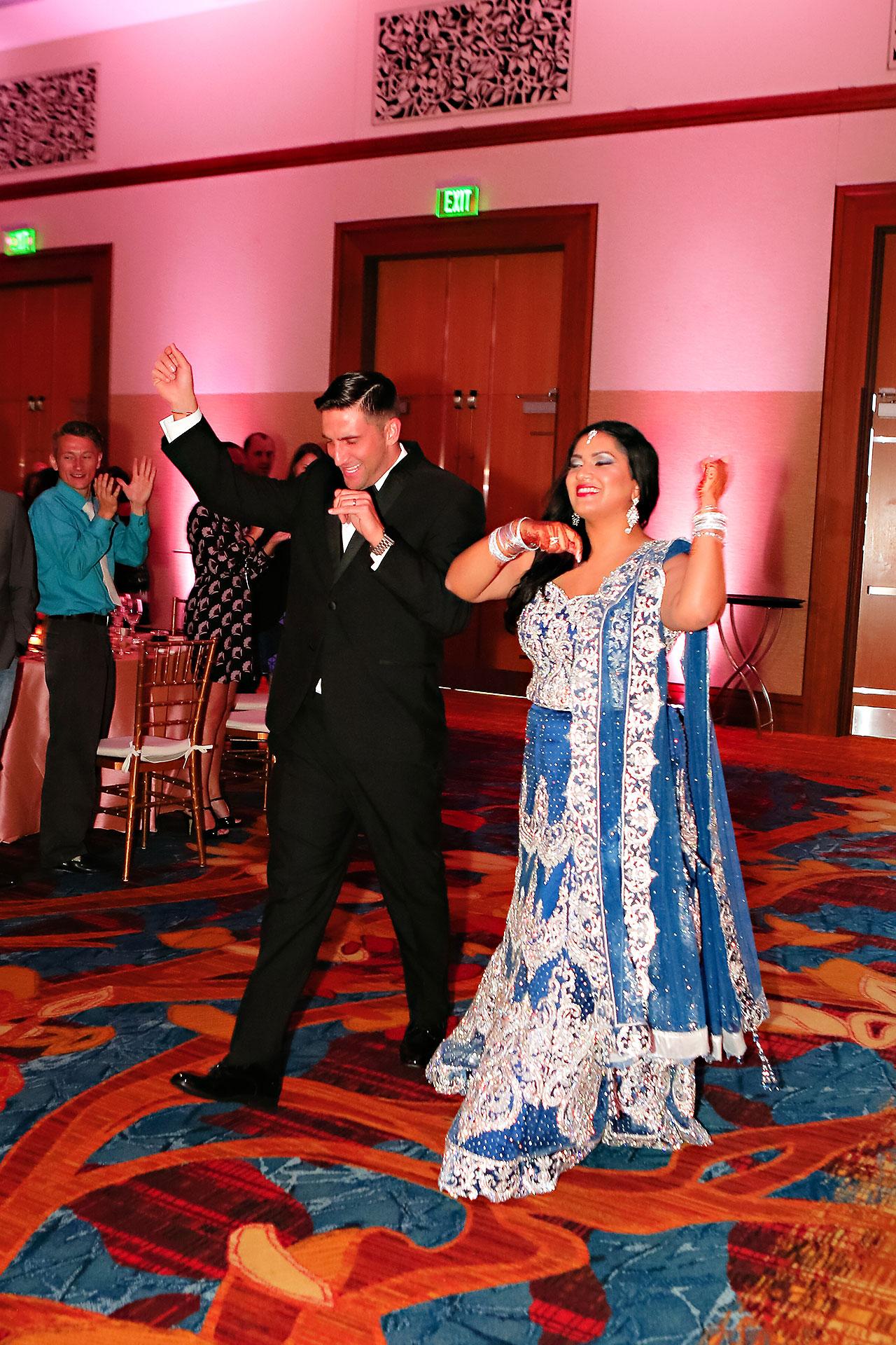 Rojita Chris Indianapolis Indian Wedding JW Marriott 147