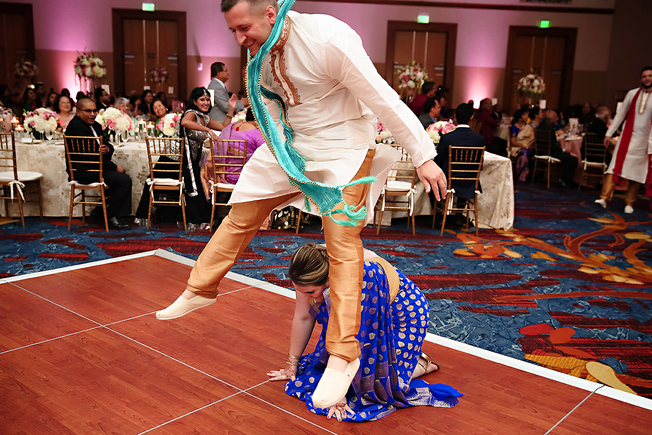 Rojita Chris Indianapolis Indian Wedding JW Marriott 144