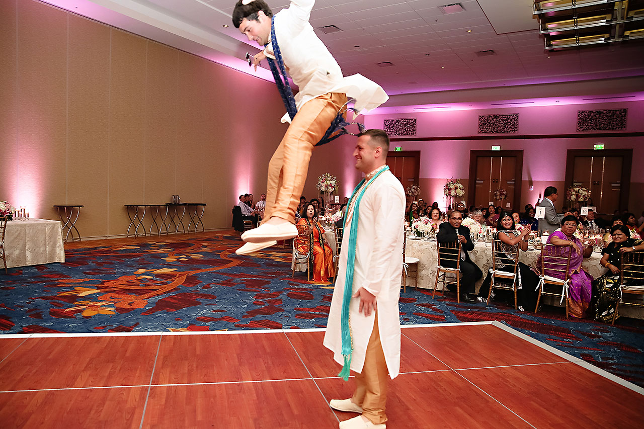 Rojita Chris Indianapolis Indian Wedding JW Marriott 145