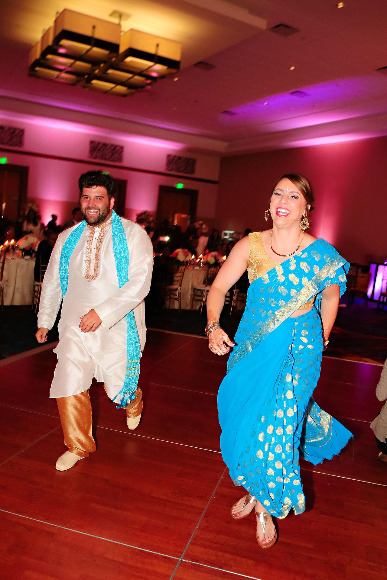 Rojita Chris Indianapolis Indian Wedding JW Marriott 143