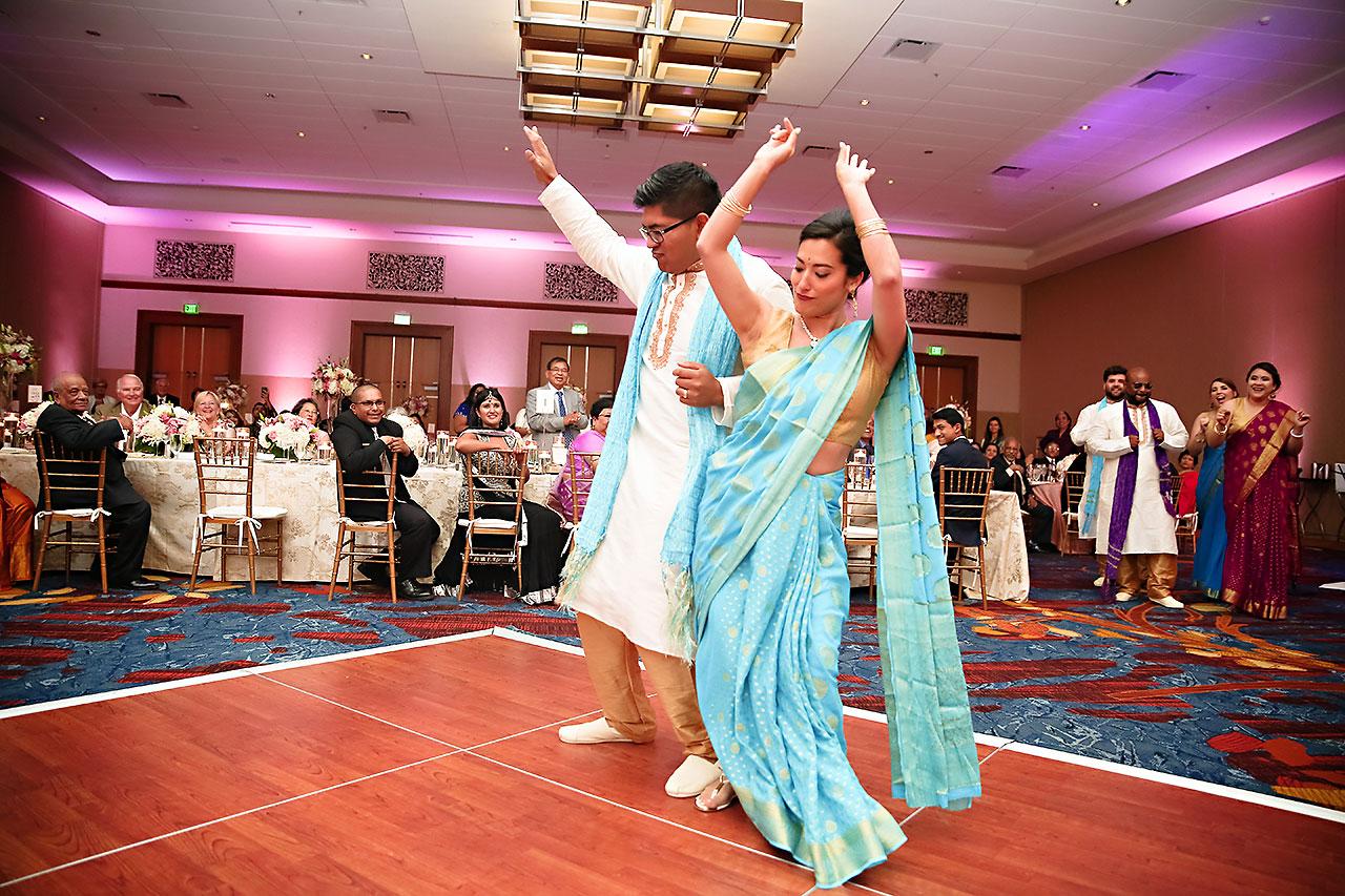 Rojita Chris Indianapolis Indian Wedding JW Marriott 139
