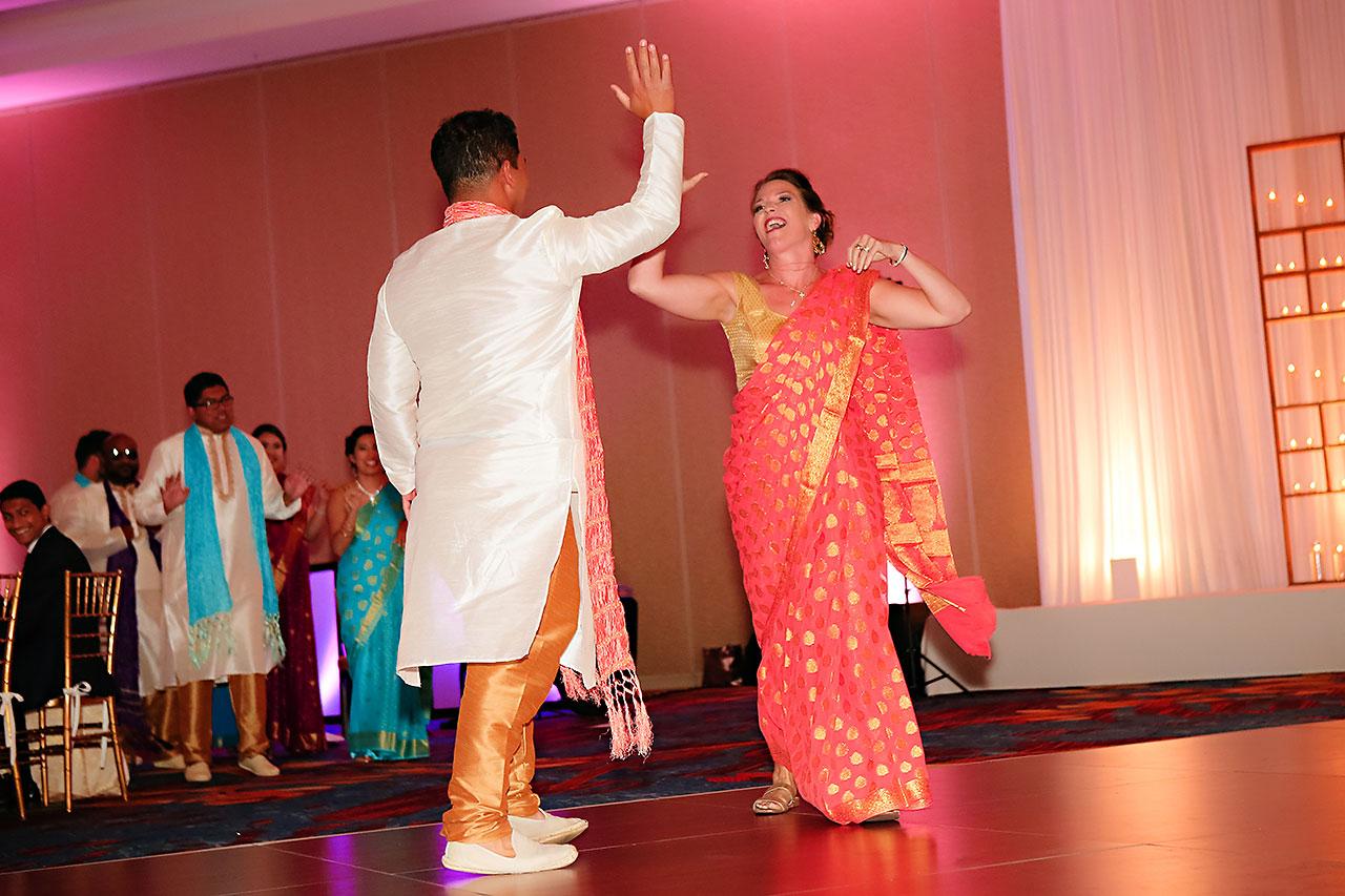 Rojita Chris Indianapolis Indian Wedding JW Marriott 137