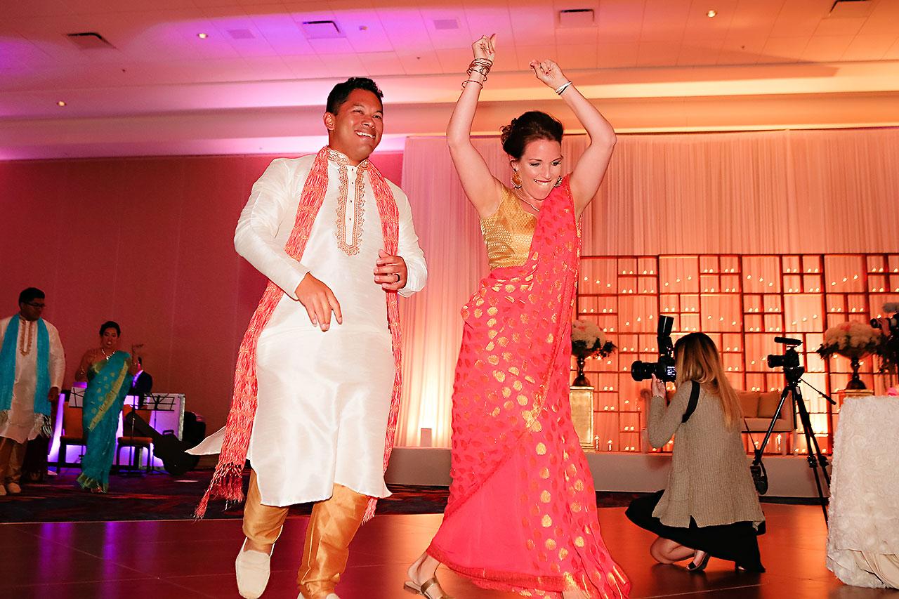 Rojita Chris Indianapolis Indian Wedding JW Marriott 138