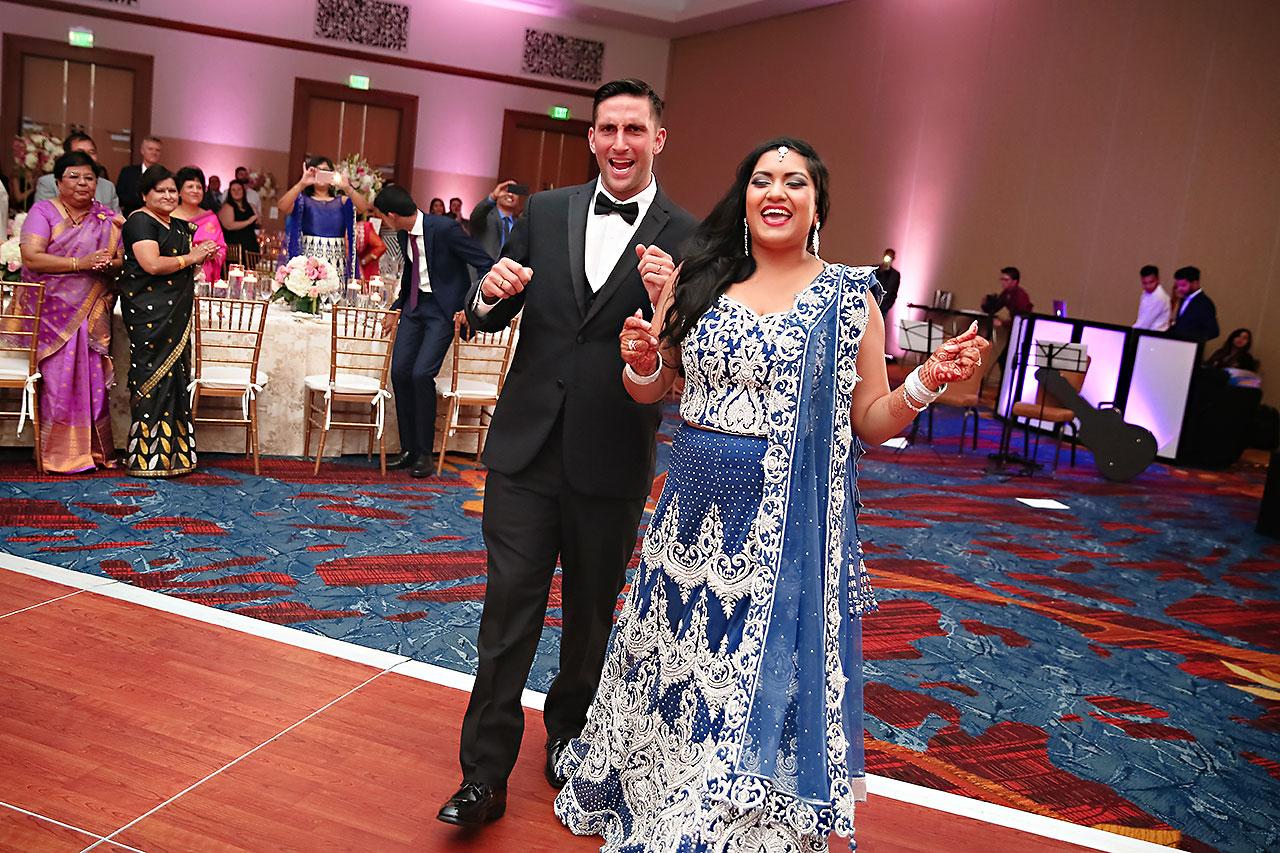 Rojita Chris Indianapolis Indian Wedding JW Marriott 134