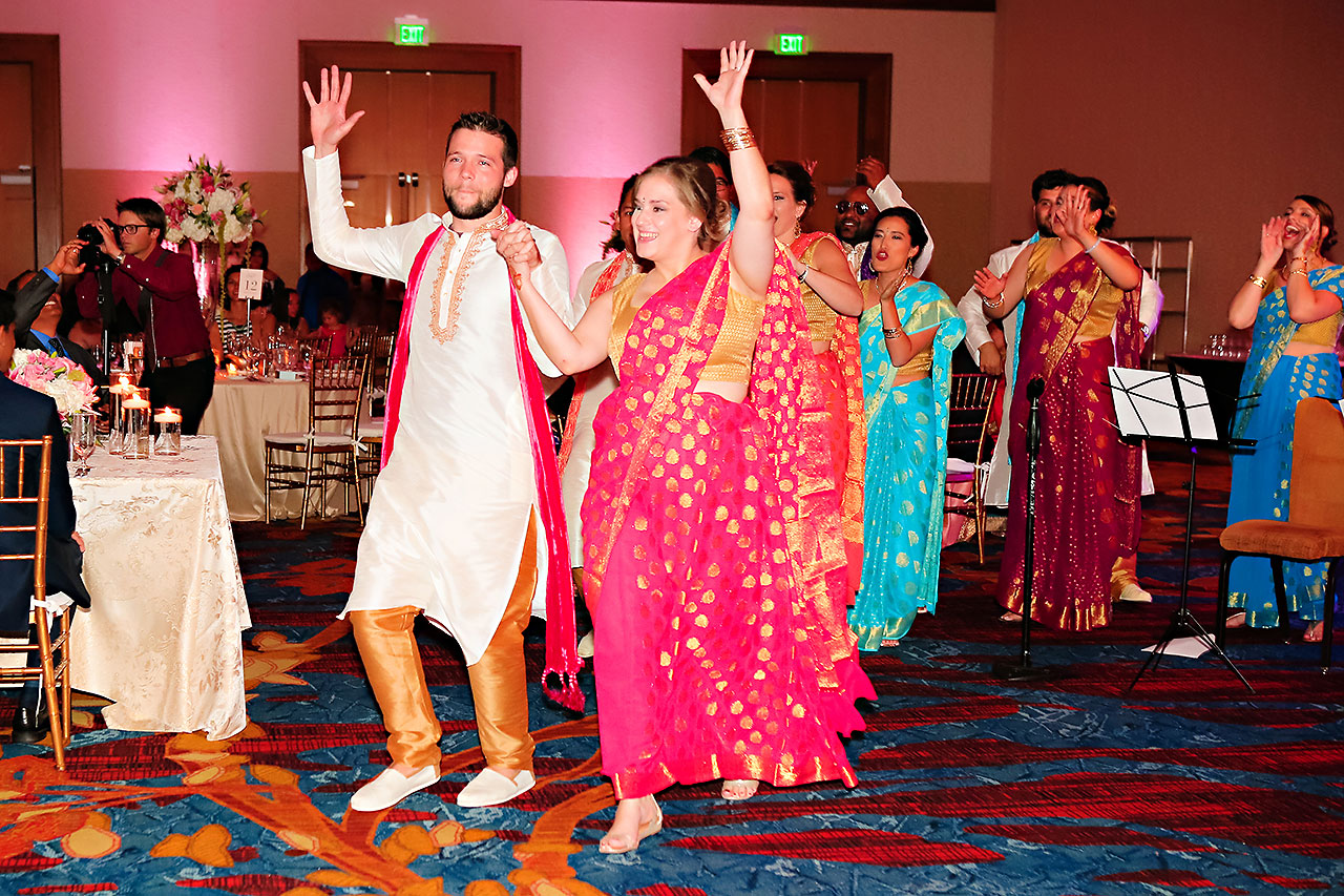 Rojita Chris Indianapolis Indian Wedding JW Marriott 135