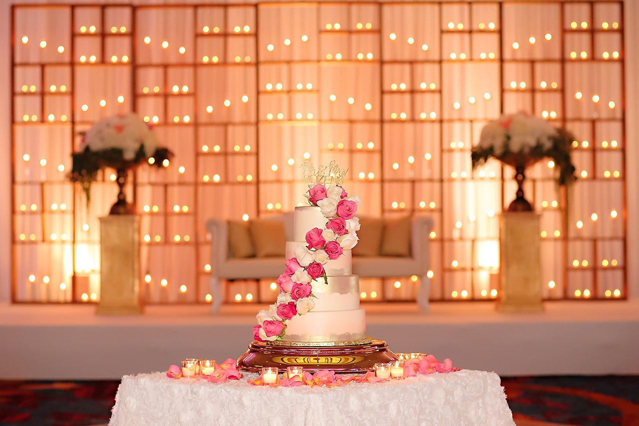 Rojita Chris Indianapolis Indian Wedding JW Marriott 117