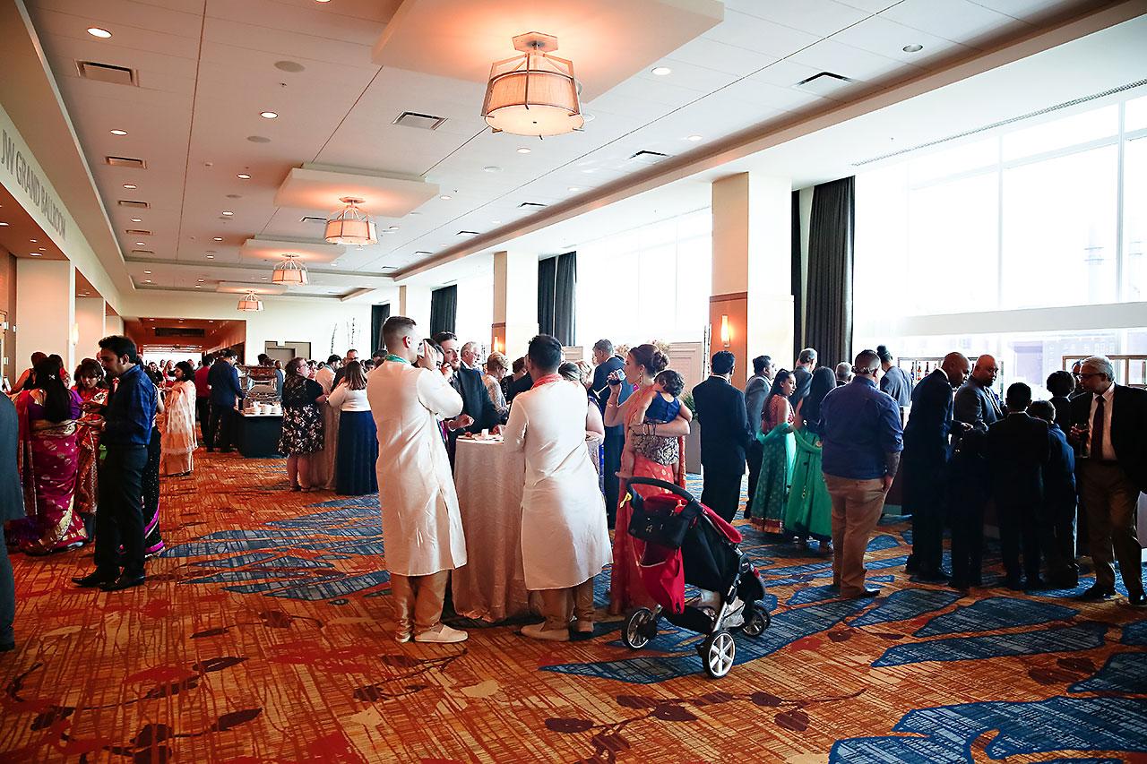 Rojita Chris Indianapolis Indian Wedding JW Marriott 075