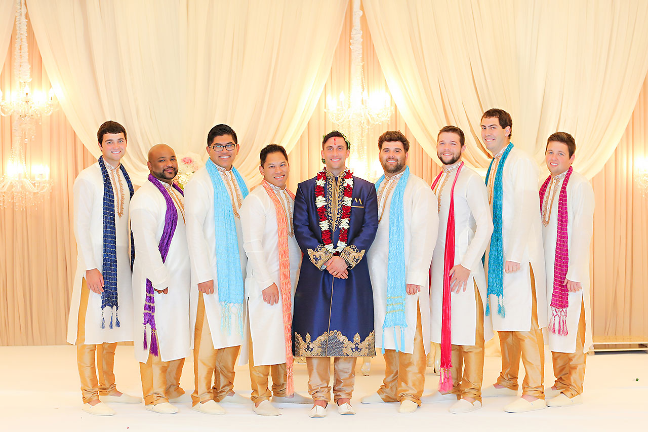 Rojita Chris Indianapolis Indian Wedding 288