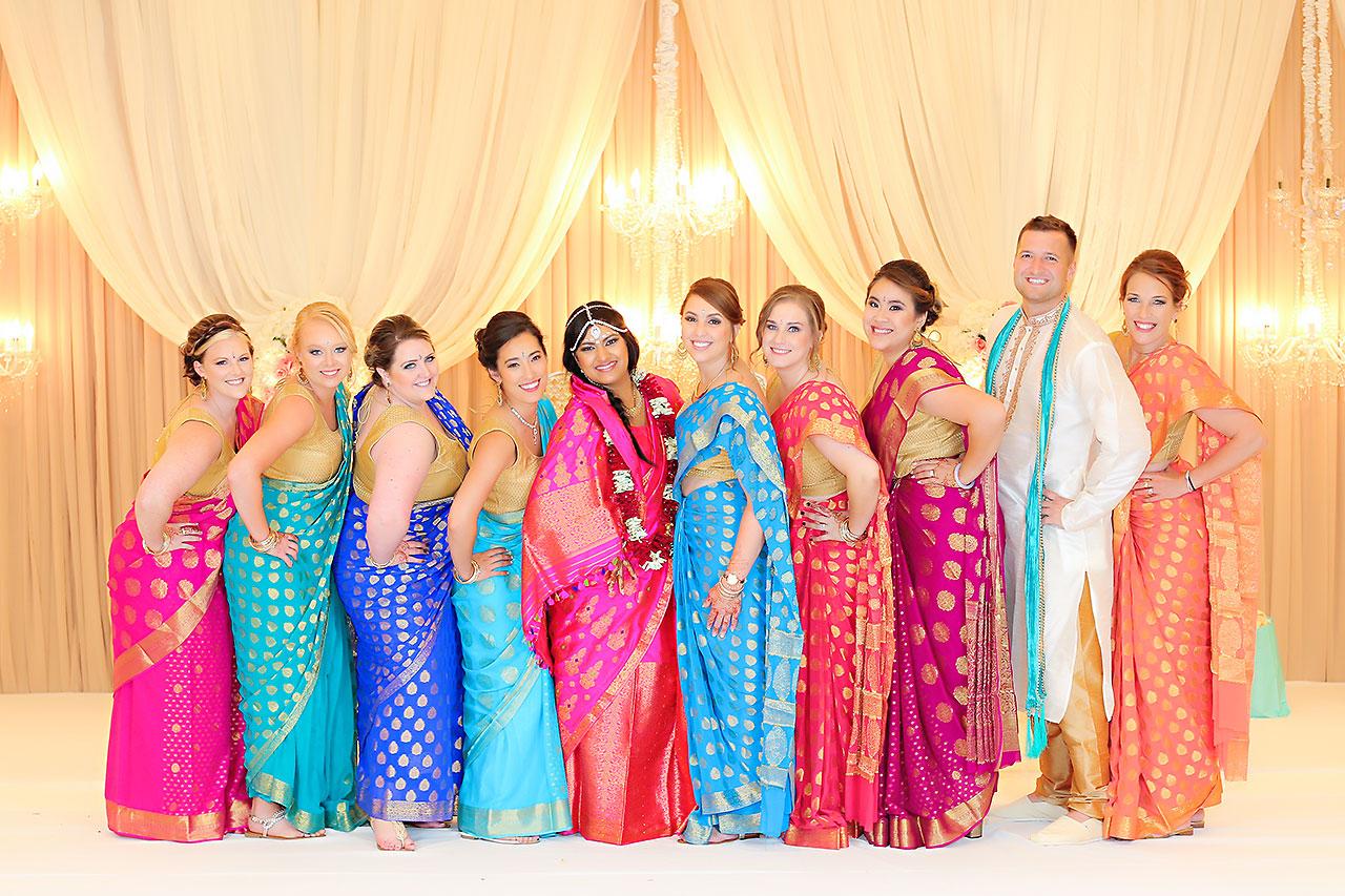 Rojita Chris Indianapolis Indian Wedding 287