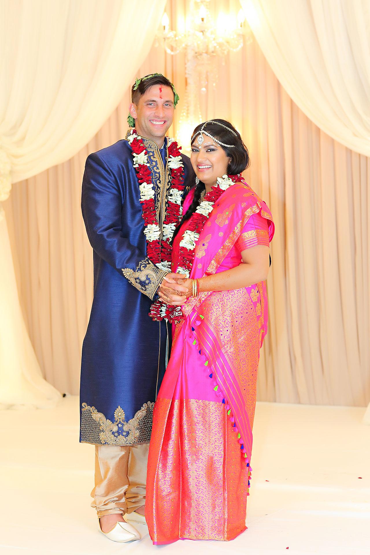 Rojita Chris Indianapolis Indian Wedding 284